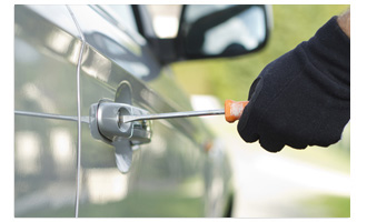 Auto Theft Vehicle Damage Breaking and Entering Criminal Law Attorney Carroll County
